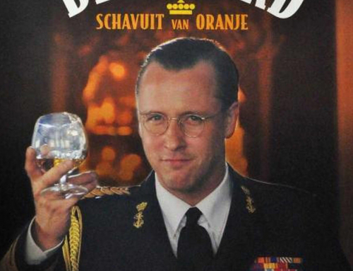 Bernhard, Schavuit van Oranje