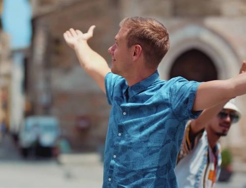 Armin van Buuren ft. Josh Cumbee – Sunny Days