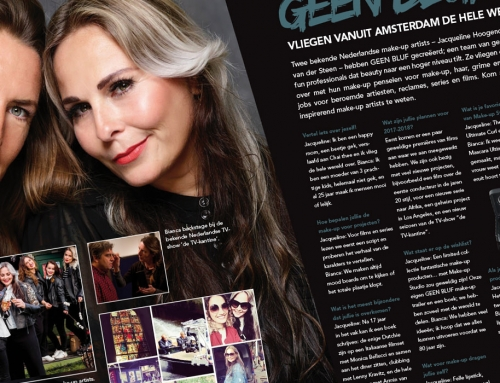 Ambassadeurs van Make-up Studio