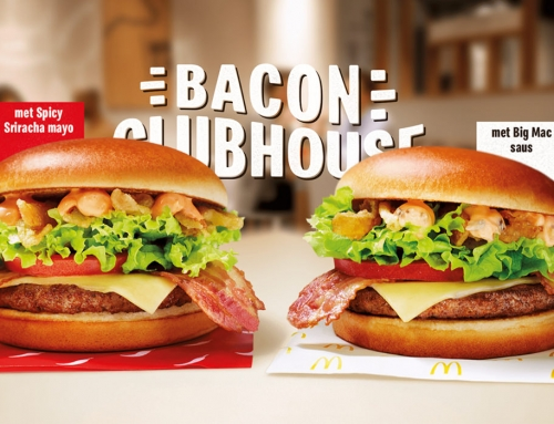 Bacon Clubhouse l Campagnes l McDonald's